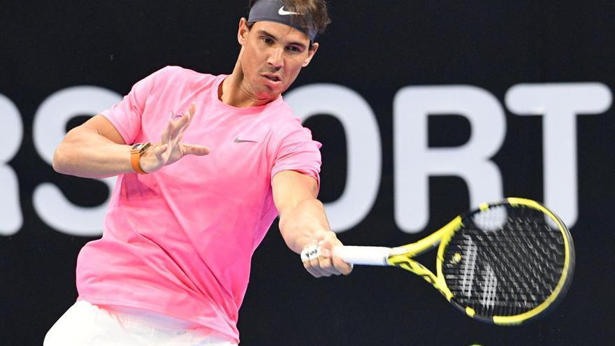 """Nadal: """"Mi relación con Federer y Djokovic en la mayor parte del tiempo ha sido buena"""""""