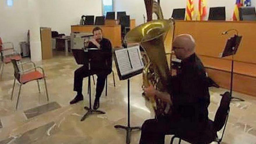 Notas de la Sinfónica de Balears