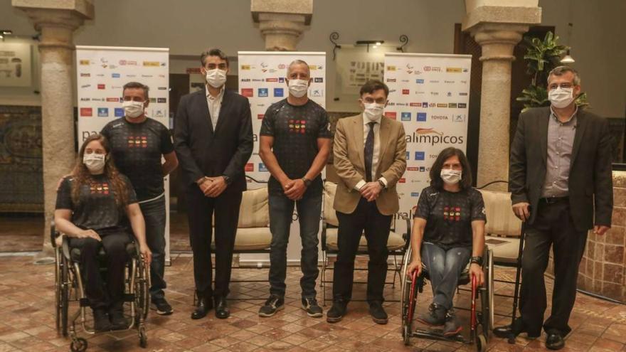 Extremadura apura opciones con nueve preseleccionados para los Juegos Paralímpicos