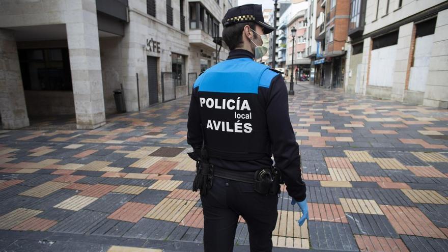La Policía Local vigilará la seguridad del transporte escolar en Avilés