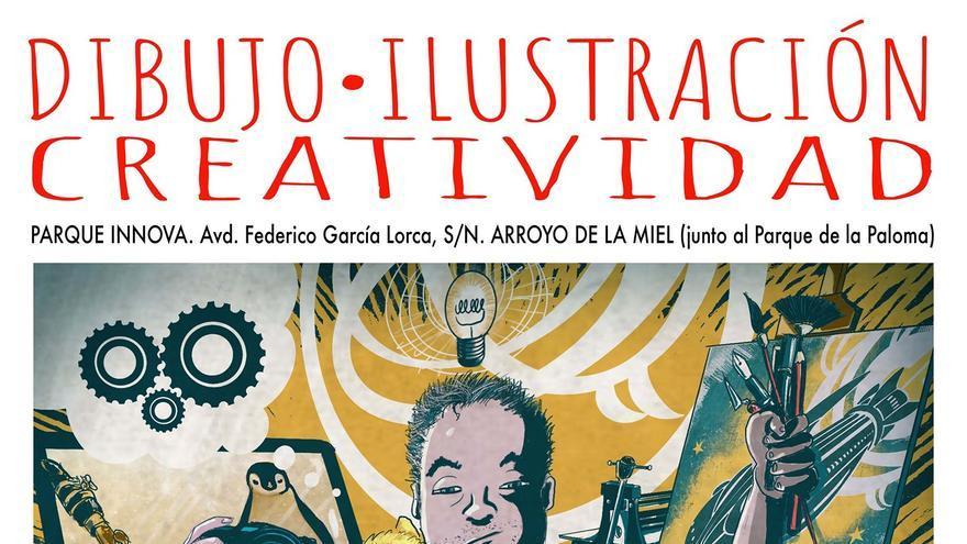 Dibujo, ilustración y creatividad
