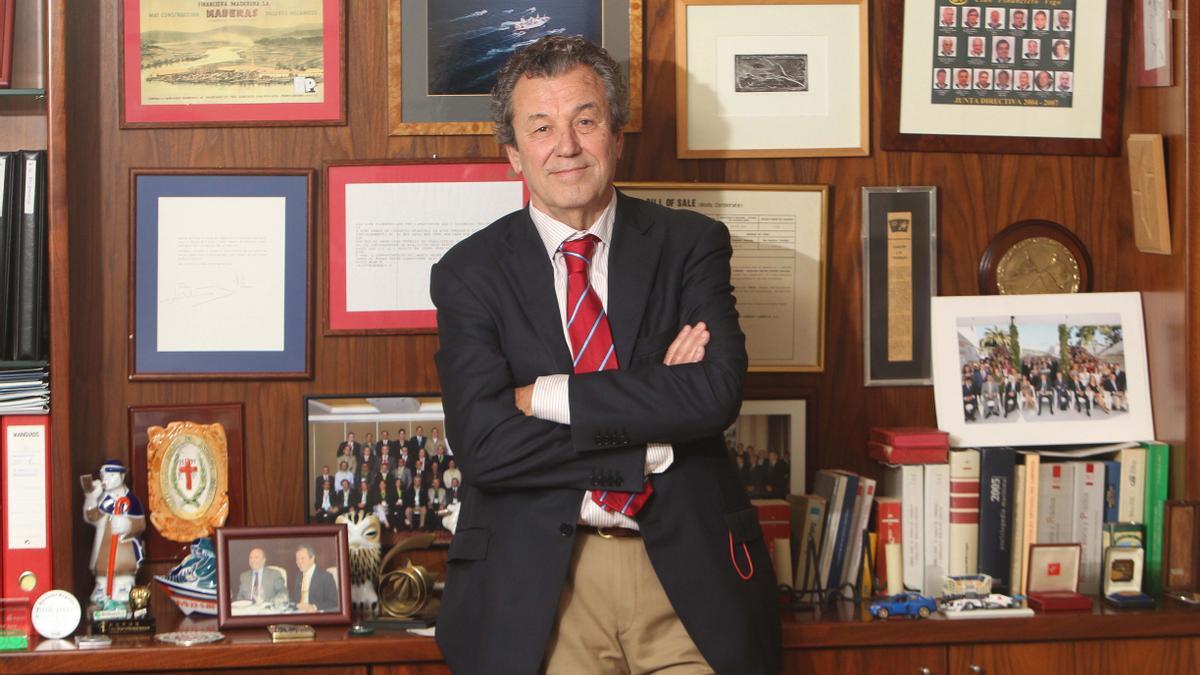 Jaime Borrás, presidente de Artai.