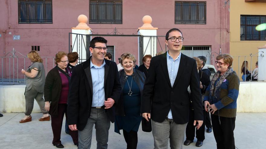 La agrupación de Castelló de Rugat duplica el gasto social por habitante