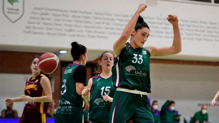 Doble compromiso del Unicaja Femenino en su regreso a la Liga Femenina 2
