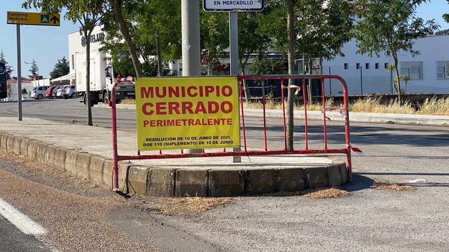 La Junta levanta el cierre perimetral de Bienvenida y Monesterio