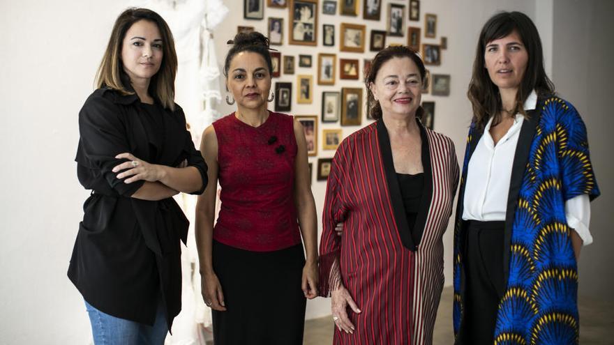 'A-moradas: red de arrú', feminismo y acción social en la galería Saro León