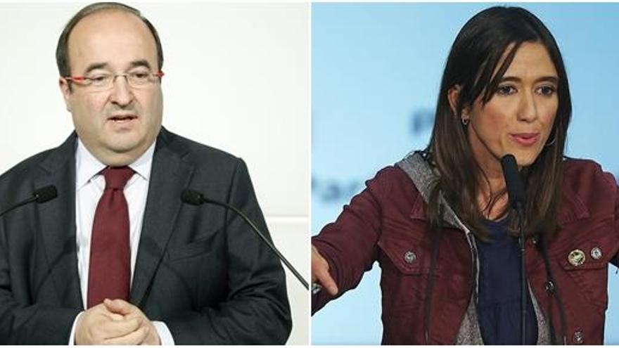 El PSC elige líder en plena crisis interna del PSOE
