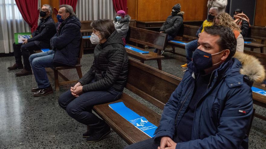 Los abogados defensores del proceso de la 'Zamburiña' pedirán la nulidad del macrojuicio, aplazado por Covid