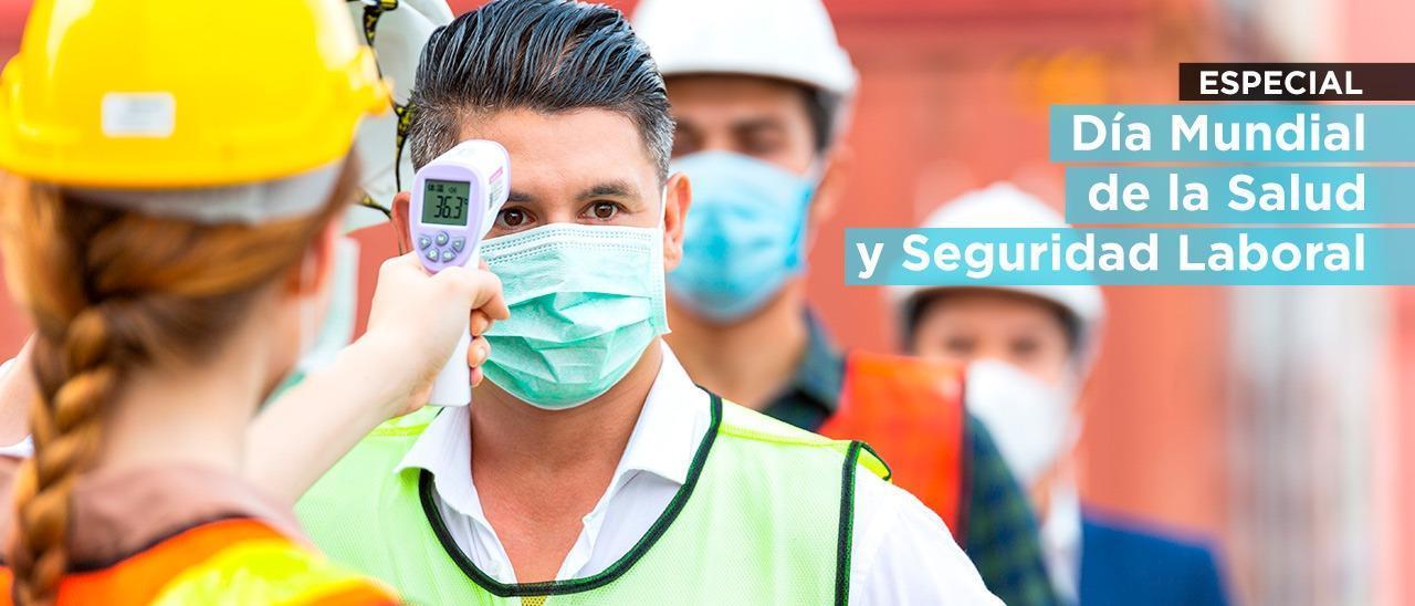 Día mundial de la salud y la seguridad laboral