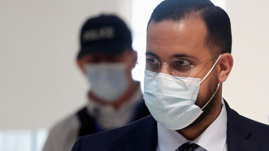 Empieza en Francia el juicio del exguardaespaldas de Macron