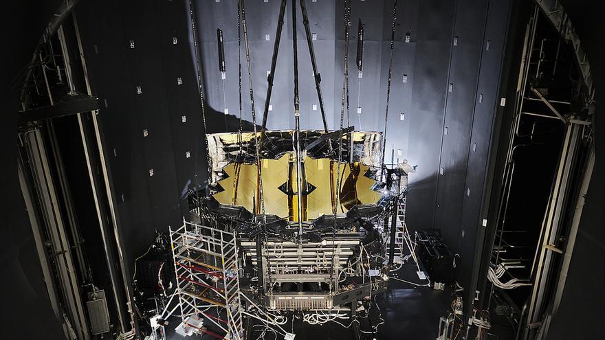 El telescopio James Webb será lanzado entre finales de octubre y diciembre