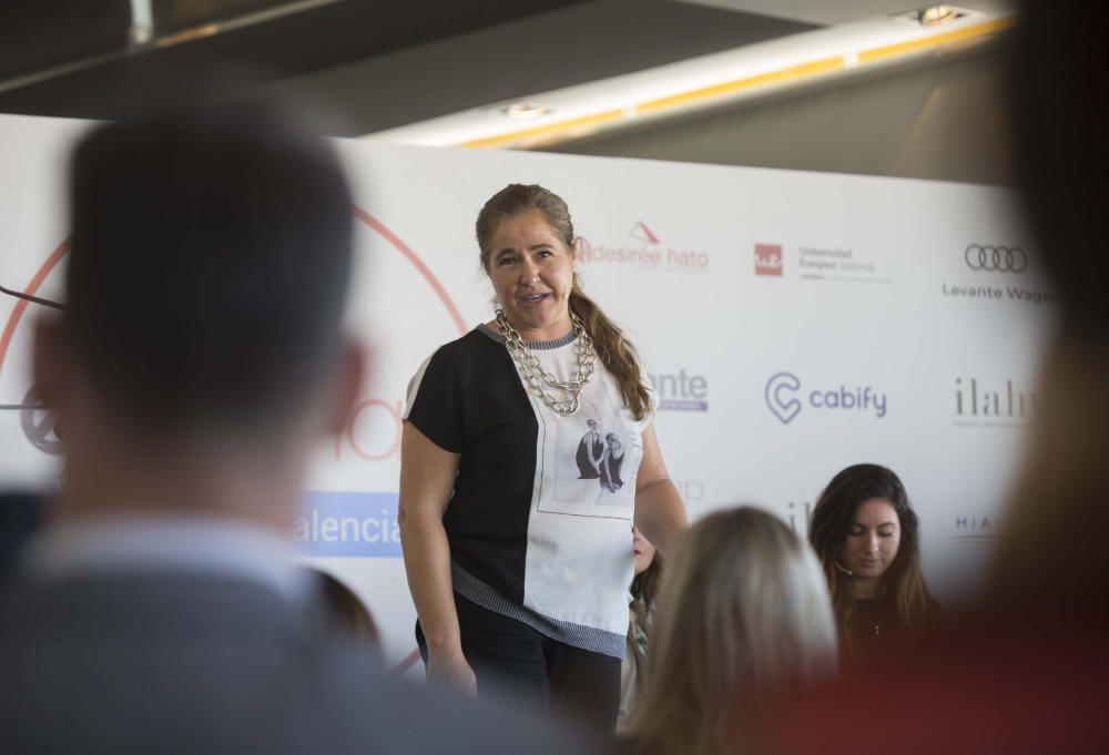 María Gómez del Pozuelo, CEO de Womenalia