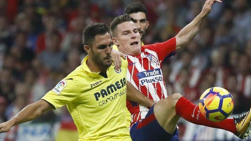"""Víctor Ruiz (Villarreal CF): """"A Mestalla vamos con la idea de ganar"""""""