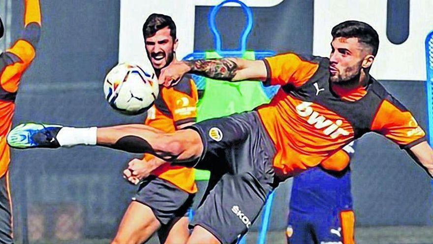 Cutrone se va sin pisar Mestalla