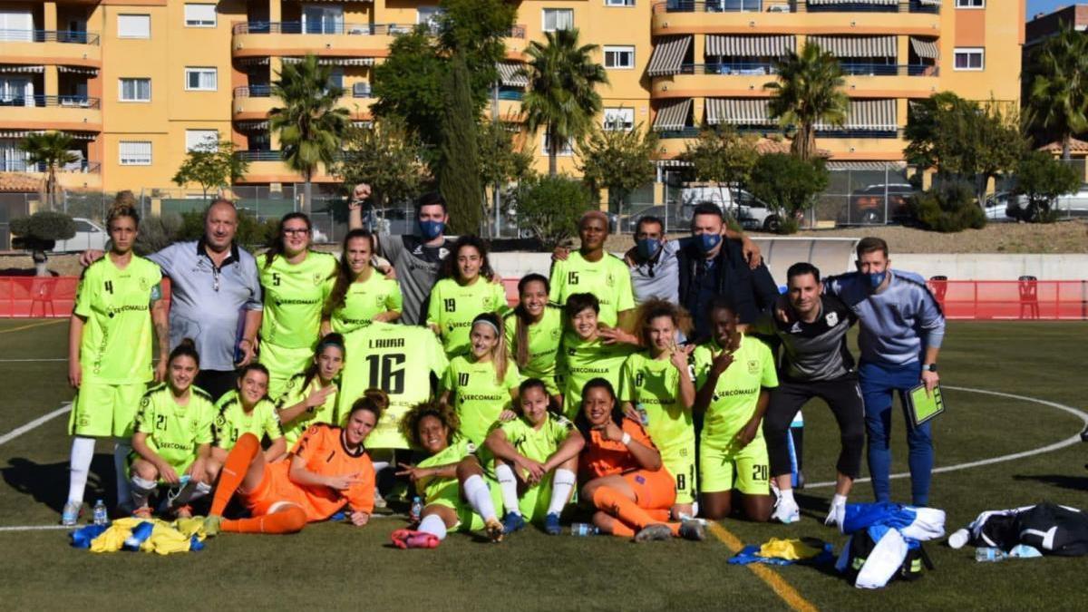 El Pozoalbense alcanza el liderato en Málaga