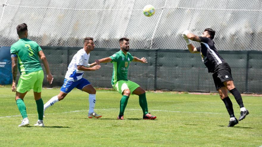 El Marino supo esperar para dar el zarpazo en la recta final del partido