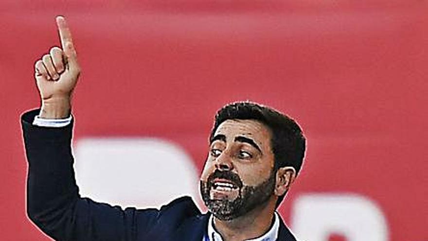 """Gallego: """"Hicimos méritos para lograr algo más que el empate"""""""