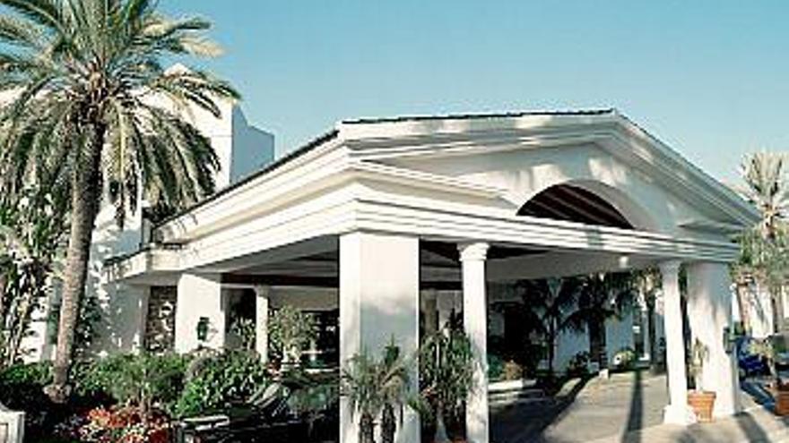 El Hotel Los Monteros, grande entre los grandes
