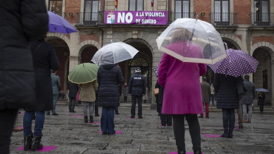 Castilla y León, segunda autonomía con la ratio más baja de víctimas de violencia de género
