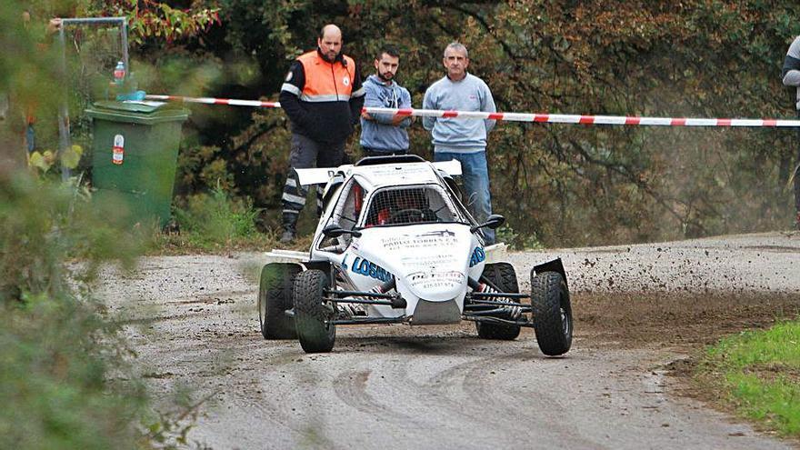 Casi medio centenar de equipos para el Rally Mix