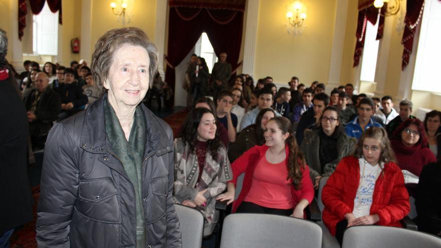 La figura de Margarita Salas opta a un reconocimiento en la Universidad de Cartagena