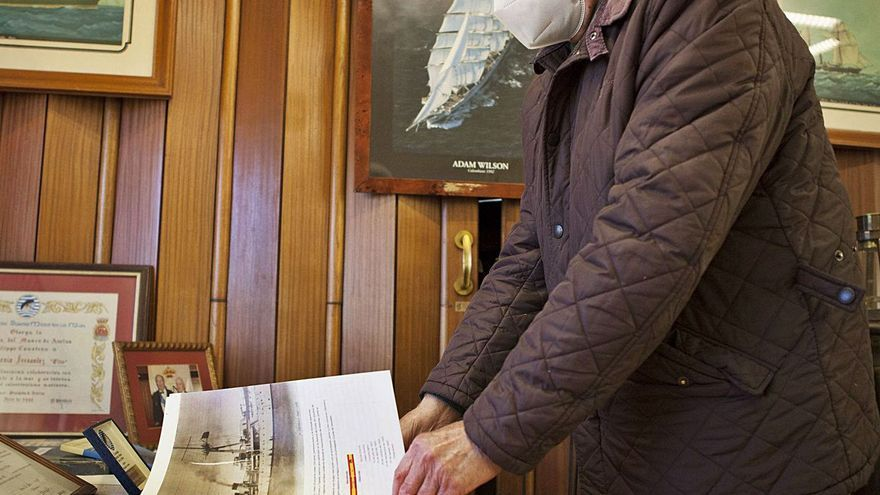 Un relato bélico para el museo naval de Tito
