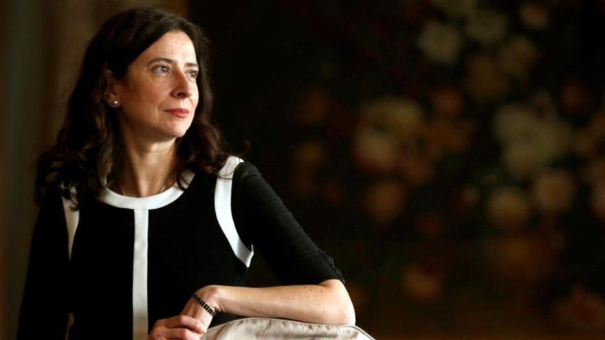 """Ana Merino: """"La creación tiene algo de catártico, de vitalista"""""""