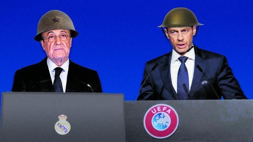 Guerra total por la Superliga