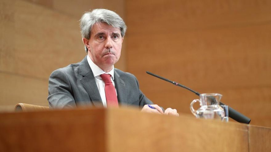 Rajoy tria Ángel Garrido com a substitut de Cifuentes a la Comunitat de Madrid