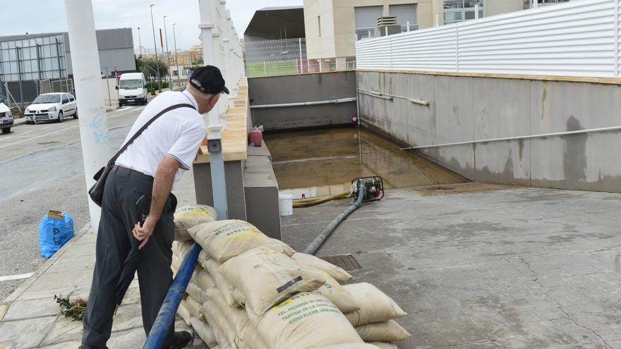 Santa Pola pide ayuda para desarrollar el plan director de aguas pluviales