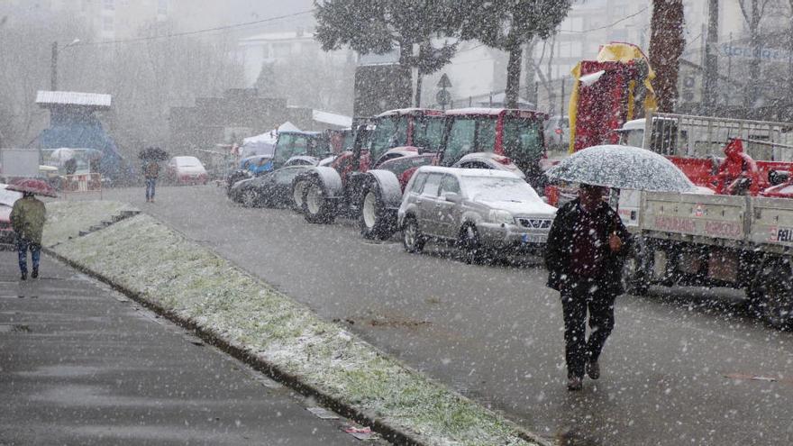 El Principado activa el plan de nevadas para este fin de semana por prevención
