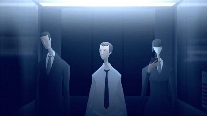 'Mosaic', el videojuego que retrata la angustia y soledad de los milenial