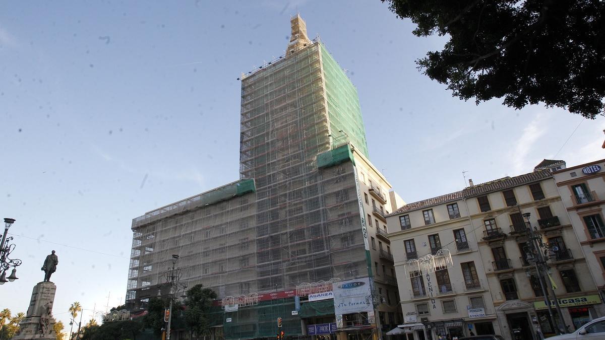 Imagen de archivo del edificio de La Equitativa.