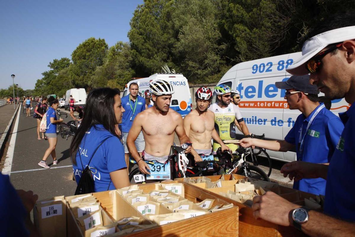 FOTOGALERÍA // Récord de participación en el V Triatlón Ciudad de Córdoba
