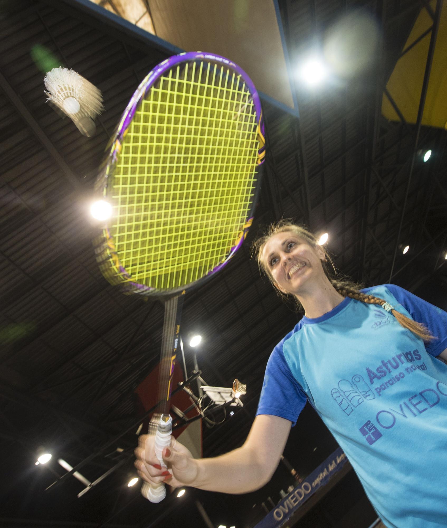 Las imágenes de Kristina Dzhanhobekova