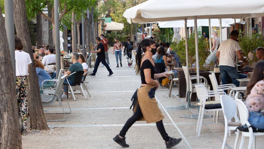 """El PP considera un """"abuso de poder"""" prorrogar el toque de queda en Baleares"""