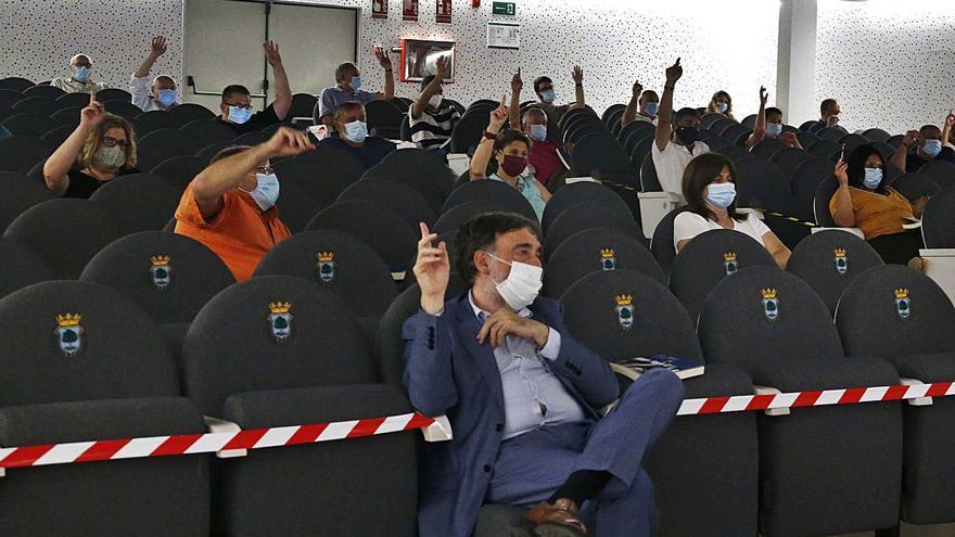 La Abogacía frena el decreto que primaba a las entidades comarcales en las ayudas