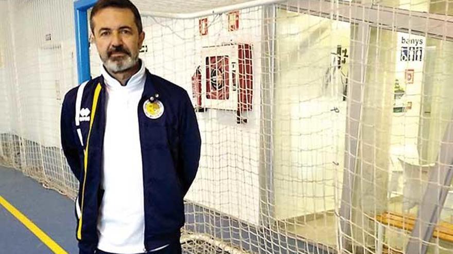 """Manolo Domínguez: """"Trabajamos para motivar al pueblo para que se identifique con el club"""""""
