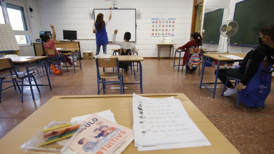 Educación no contará el próximo curso con los 350 docentes adicionales
