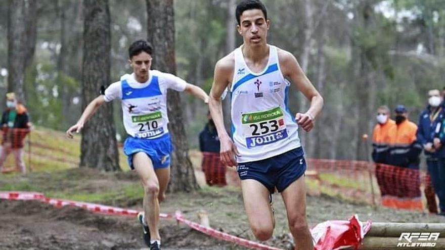 Mehdi Nabaoui puede con todos