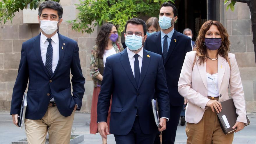 """La Generalitat: """"Las actuaciones del Tribunal de Cuentas generan indefensión para los Derechos Humanos"""""""