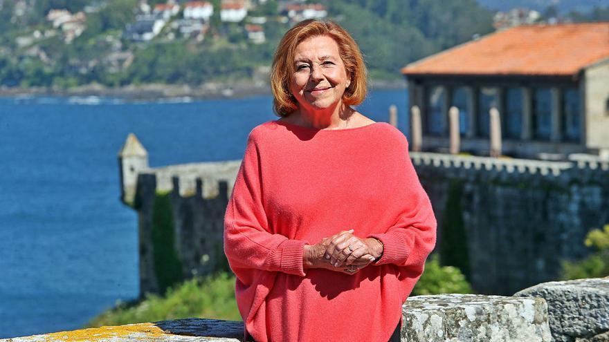 Una gallega tras el primer caso de sida en España