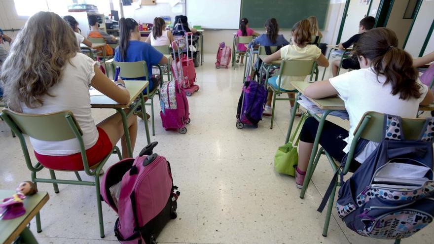 Casi un 40% de los alumnos de 15 años de la Región ha repetido curso