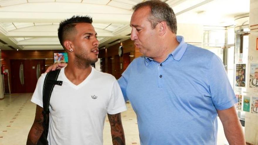 """La UD responde a Viera: """"Es buen chico y un profesional ejemplar"""""""
