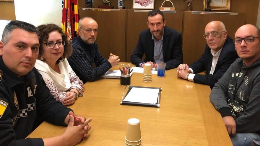 Nueva junta de personal en el Ayuntamiento de Elche