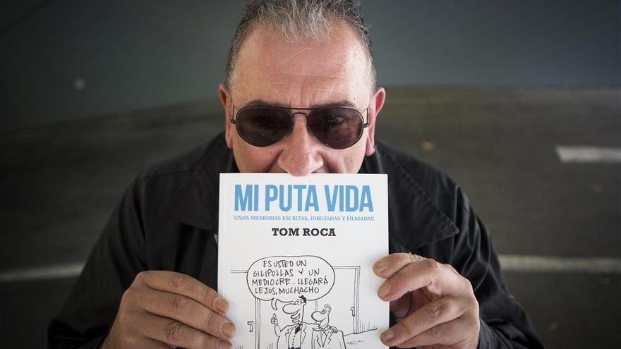 Muere el dibujante Tom Roca, histórico de 'El Jueves'