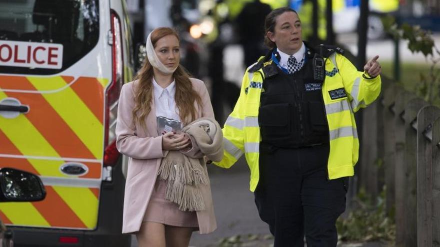 Dos detinguts per l'atemptat de divendres al metro de Londres