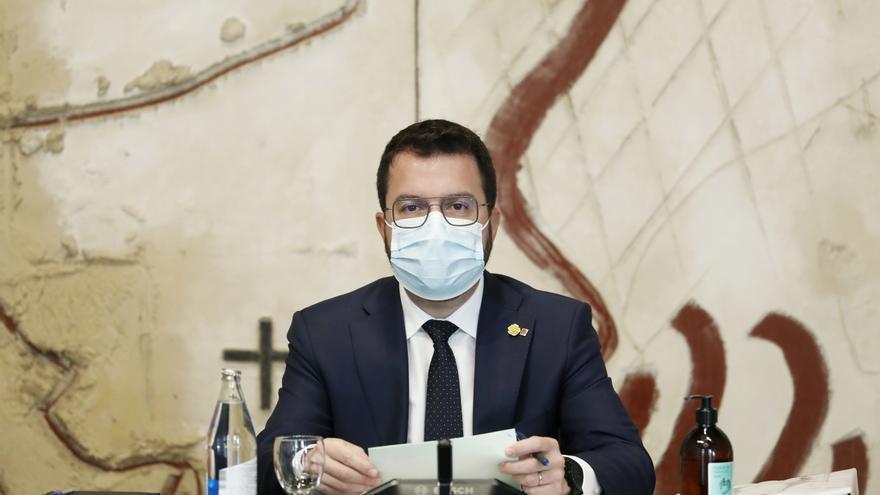 """Aragonès valora que los indultos """"corrijan"""" al Supremo pero los ve """"insuficientes"""""""