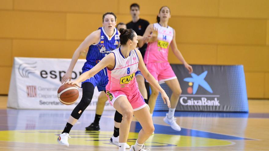 El Cadí visitarà l'Estudiantes en la primera jornada de la Lliga Endesa femenina
