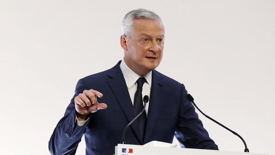 El confinamiento en Francia costará 15.000 millones de euros al mes al Estado